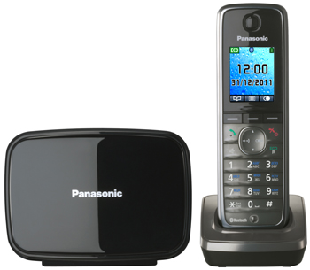DECT телефон Panasonic KX-TG8611RU/KX-TG8612RU/KX-TG8621RU