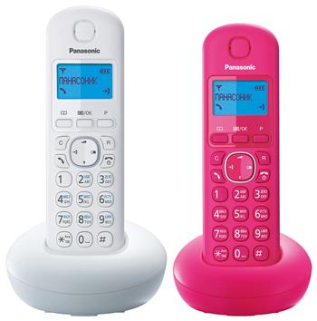 DECT телефон Panasonic KX-TGB210RU/KX-TGB212RU
