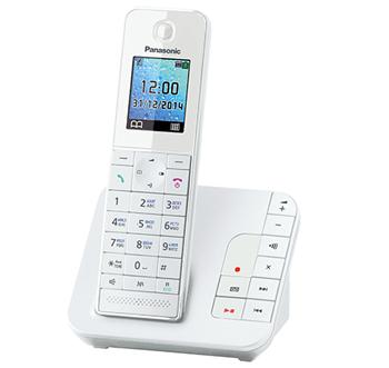 DECT телефон Panasonic KX-TGH220RU/KX-TGH222RU