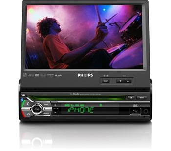 автомагнитола Philips CED780/51