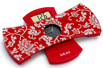 напольные весы Akai SB-1350R