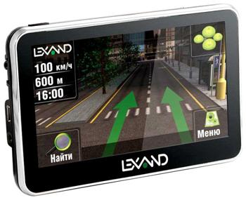 GPS-навигатор Lexand Si-530/Si-535/Si-512+/Si-515+