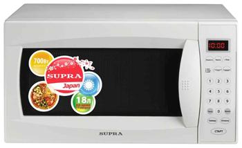 микроволновая печь Supra MWS-1806SW