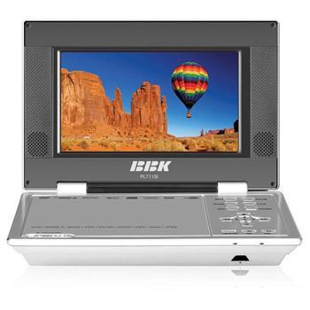 DVD-плеер BBK PL711SI/PL911SI