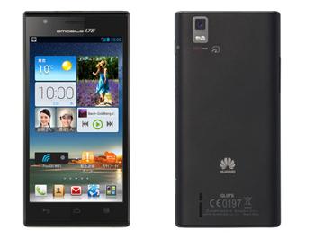 смартфон Huawei Ascend P2