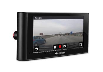 GPS-автонавигатор Garmin NuviCam/NuviCamLMT