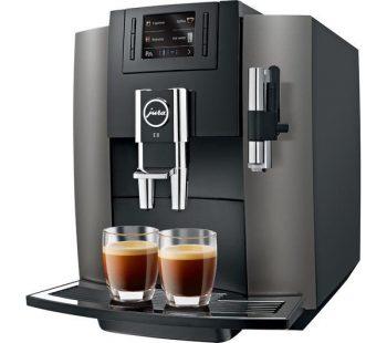 кофемашина JURA E8/E80